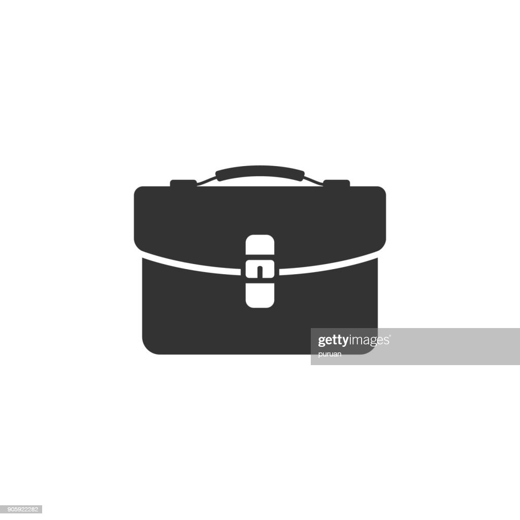 BW icon - Business suitcase