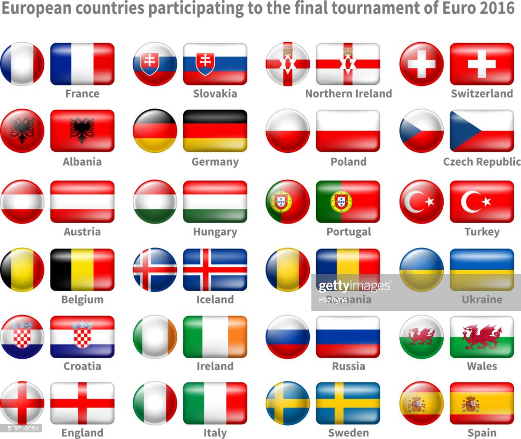 Icon Flags Set