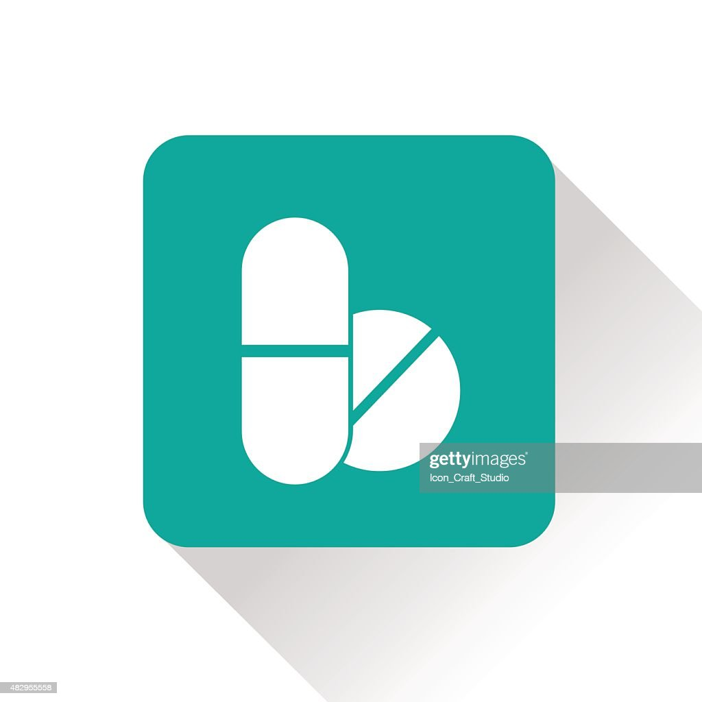 icon of drugs