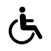 icon person disabled