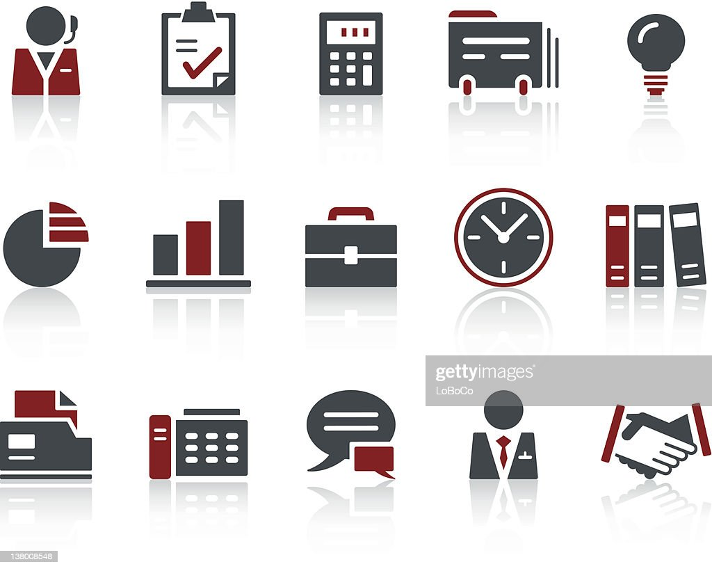 COPO Icon Series - Business & Office