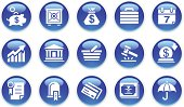 """BLUCO"" Icon Series - Business/Banking"