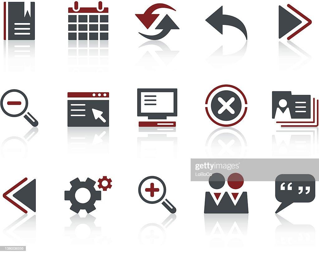 COPO Icon Series - Web & Internet