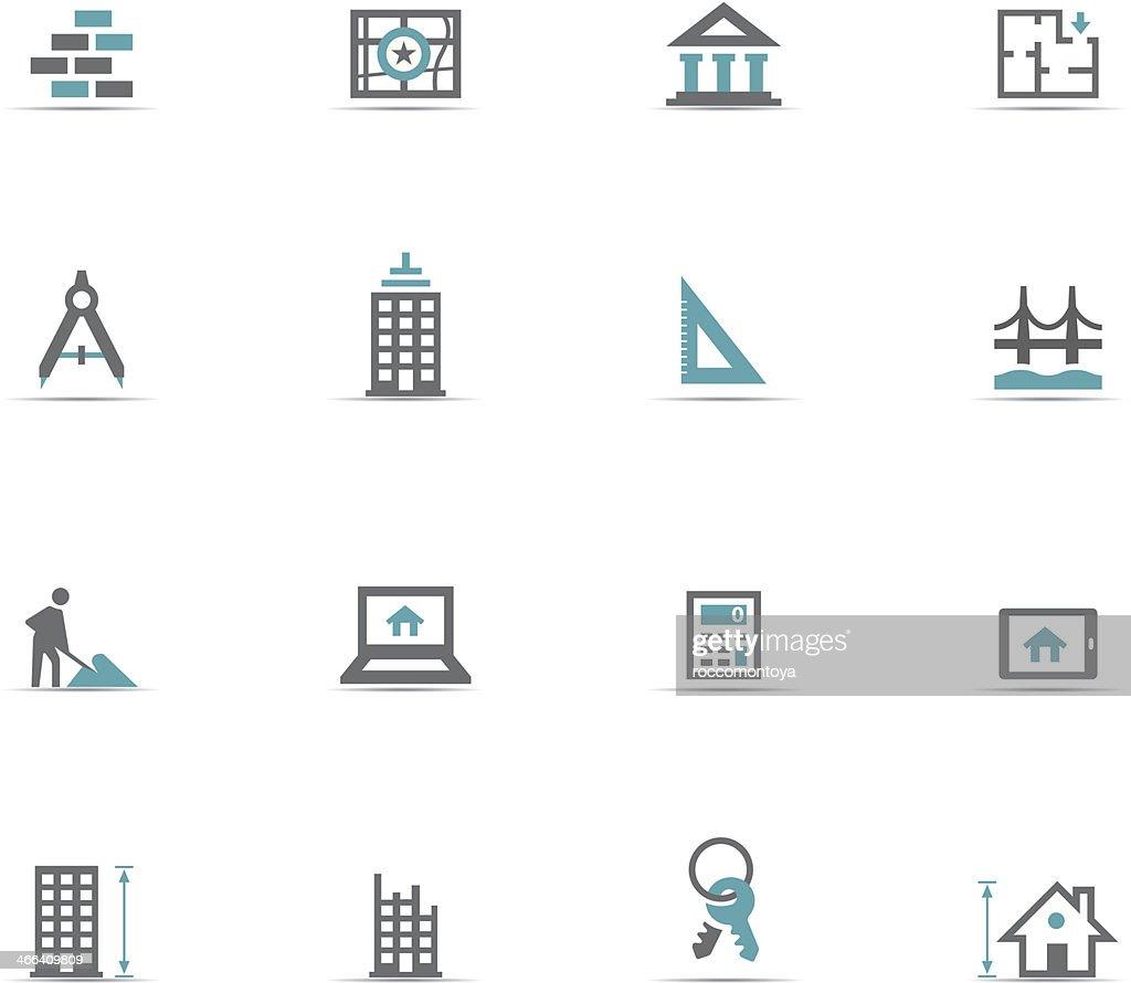 Icon Set, Architecture