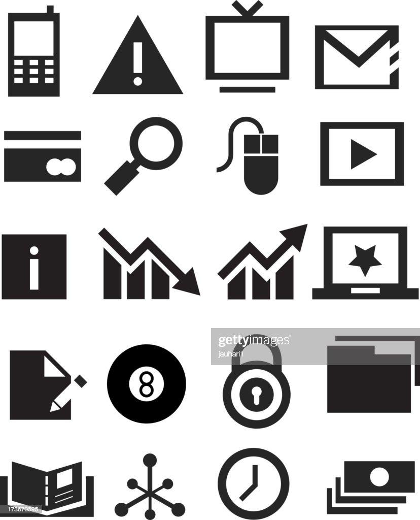 Icon Set - Business