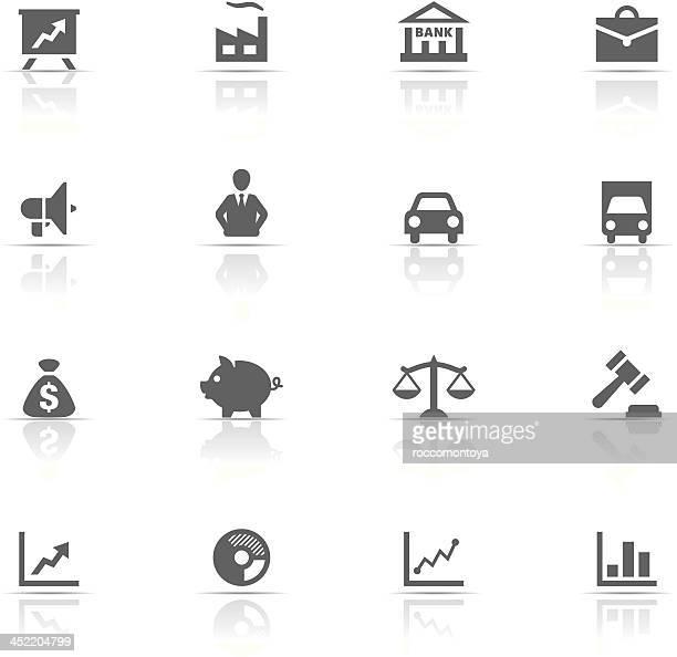 Icon Set, business