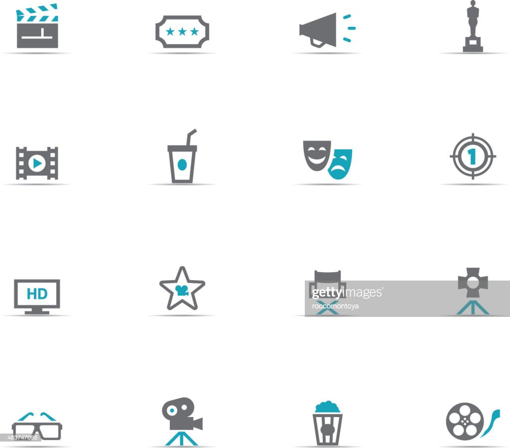 Icon Set, Cinema