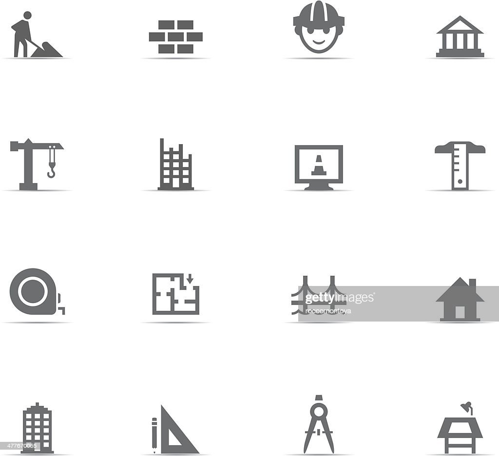 Icon Set, Construction