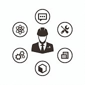 Free Operating Engineer Local 513 vector graphics
