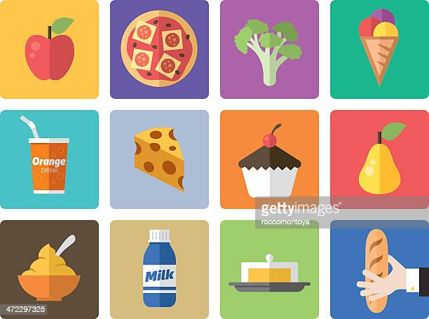 Icon Set, Food