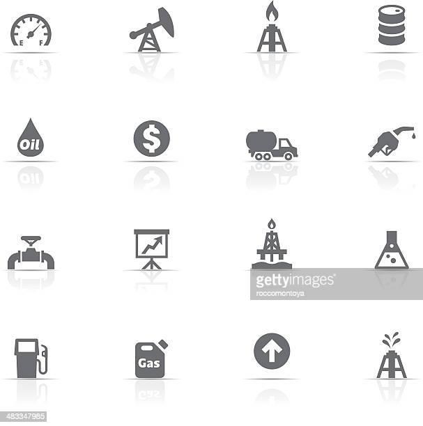 Icon Set, Fuel