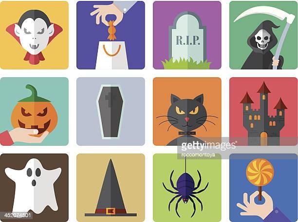 Icon Set, Halloween