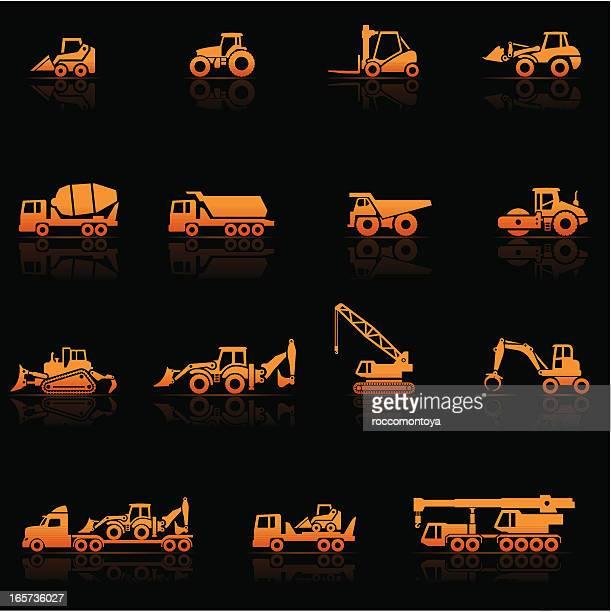 Icon Set, Heavy machines