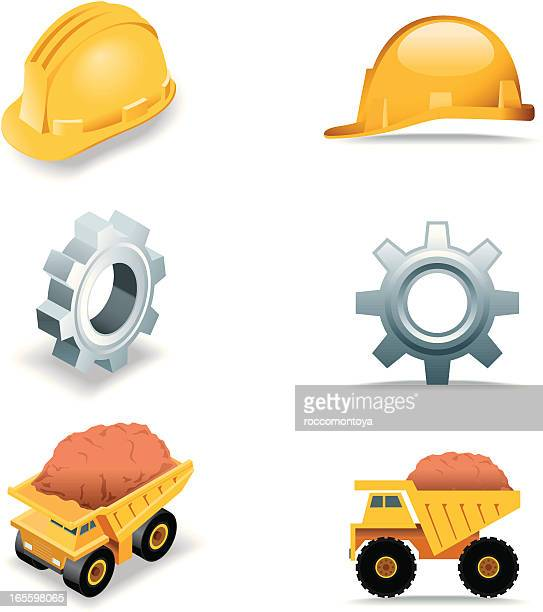 Icon Set, Industry
