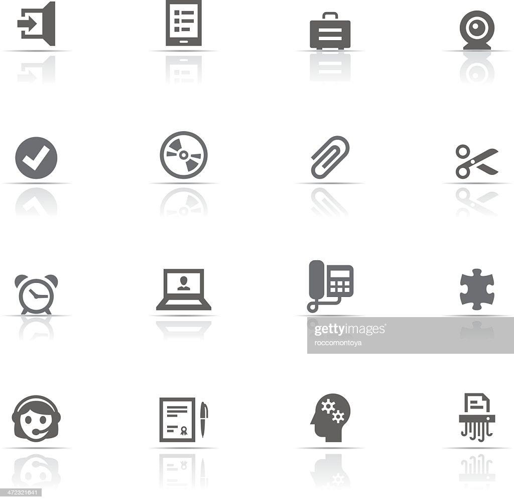 Icon Set, Office