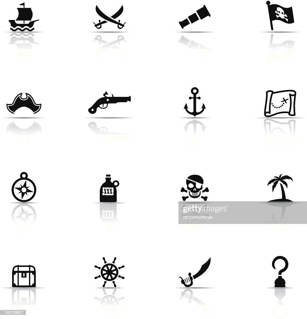 Icon Set, Pirate