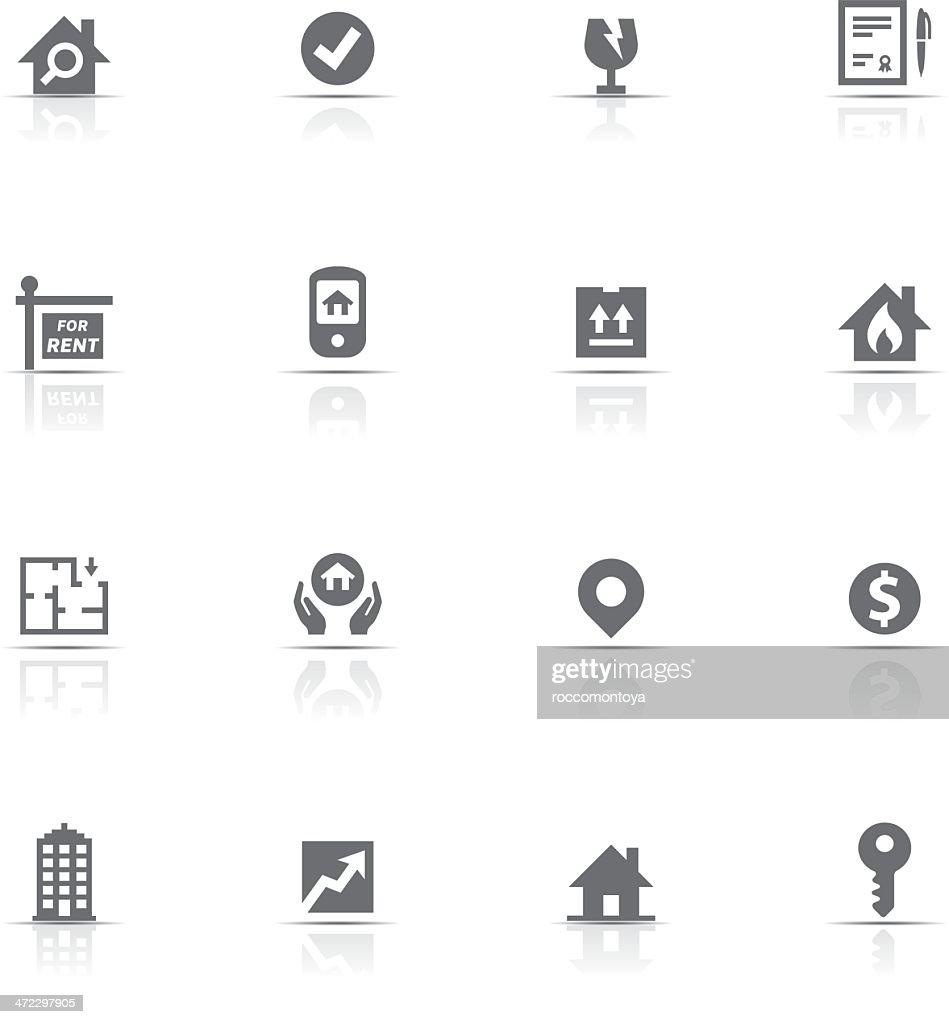 Icon Set, Real Estate