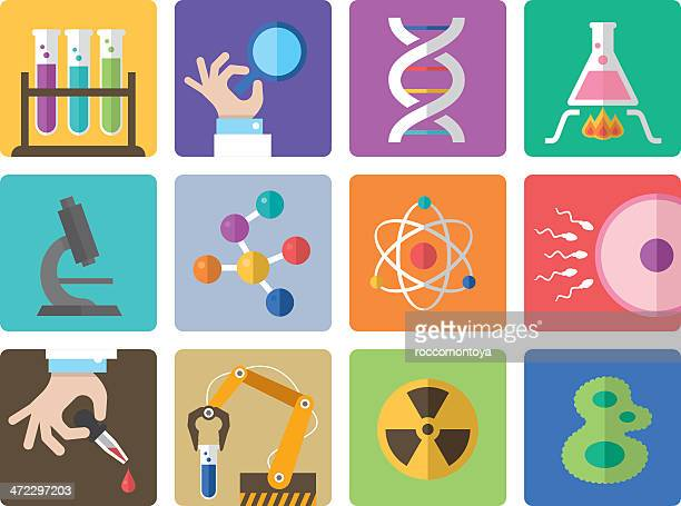 Icon Set, Science