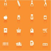 Icon Set, Supermarket
