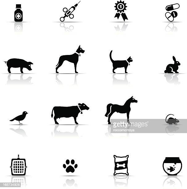 Icon Set, Veterinary