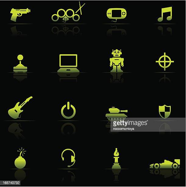 Icon Set, Video games