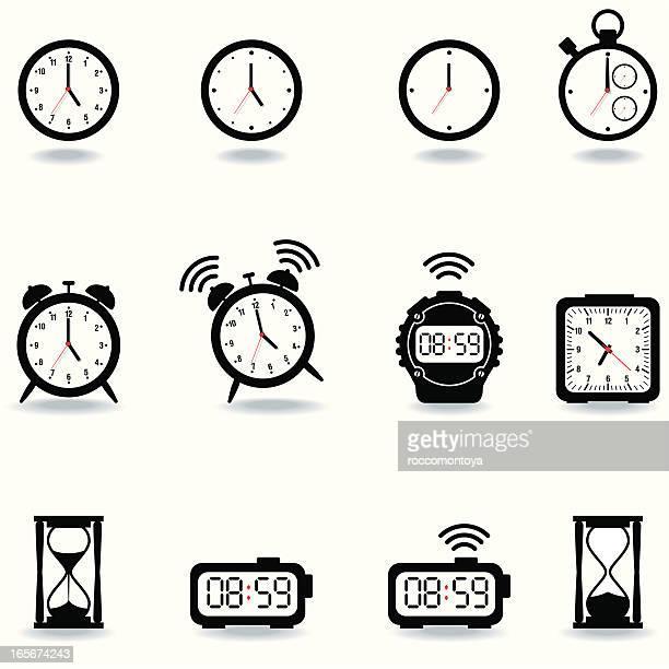 Icon Set, Watches