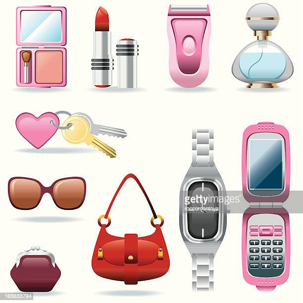 Icon Set, women Accessories