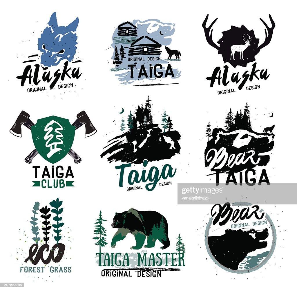 Iconic Alaska Taiga Collection