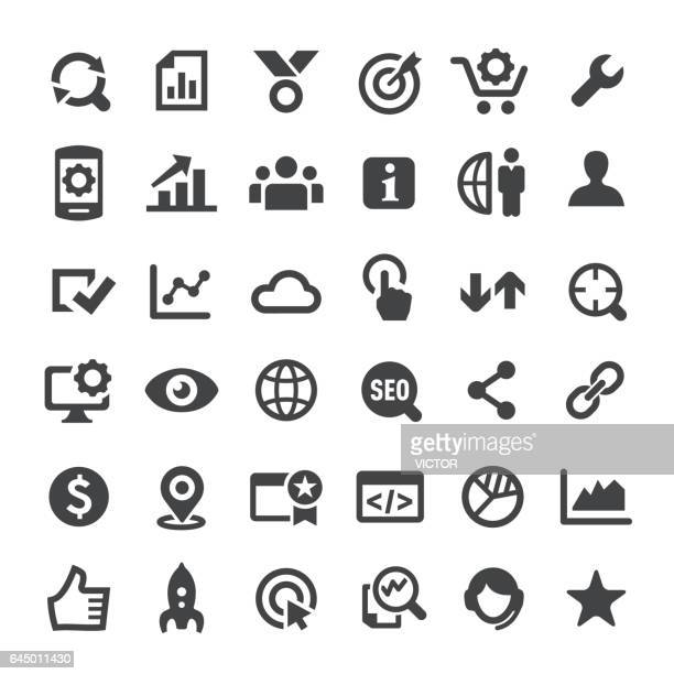 SEO Icons - Big Series