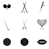 Icons for sports