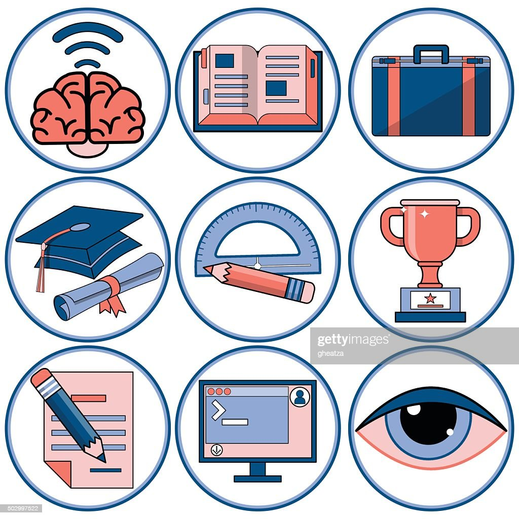 Icons For Web .Set 3