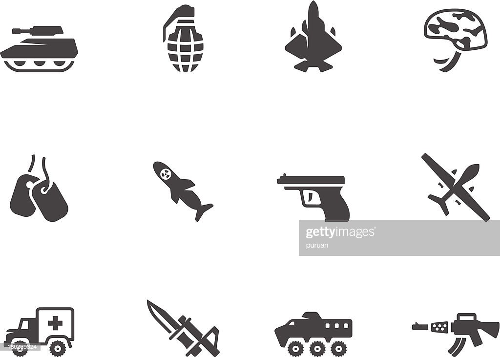 BW Icons - Military