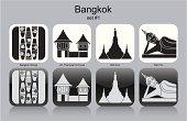 Icons of Bangkok