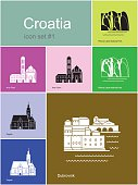 Icons of Croatia
