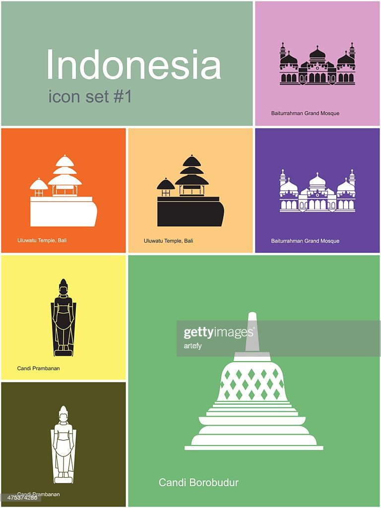 Icons of Indonesia