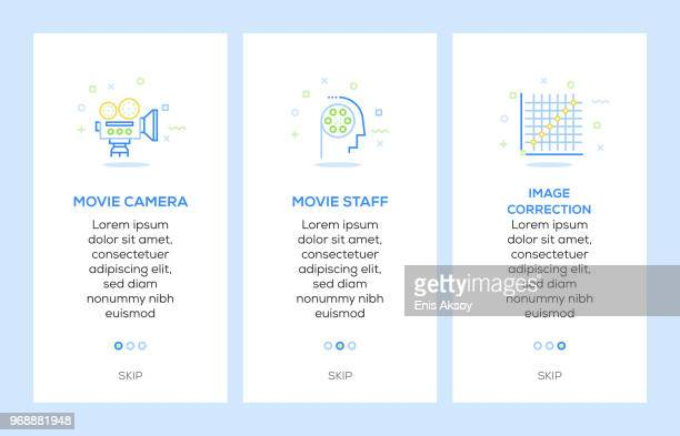 60 Top Movie Producer Stock Illustrations, Clip art