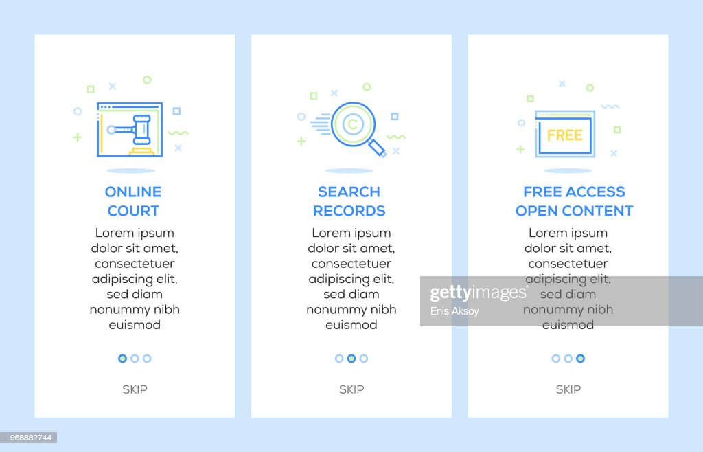Icons Of Online Court Search Records Free Access Open Content