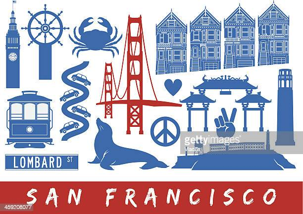 Icons of San Francisco