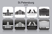 Icons of St.Petersburg