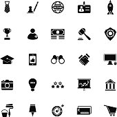 SME icons on white background
