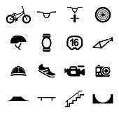 BMX Icons