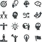 Idea and Creativity Icons - Acme Series