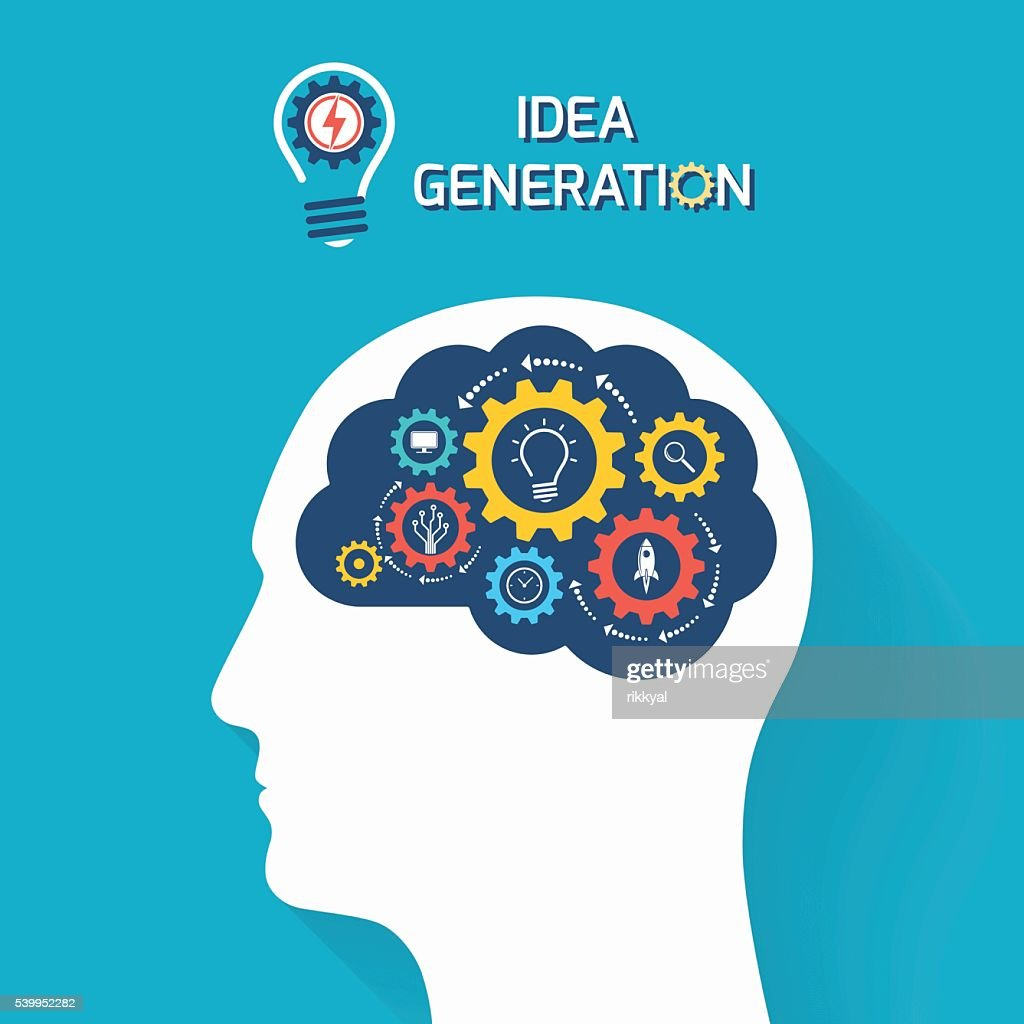 Idea generation and startup business concept