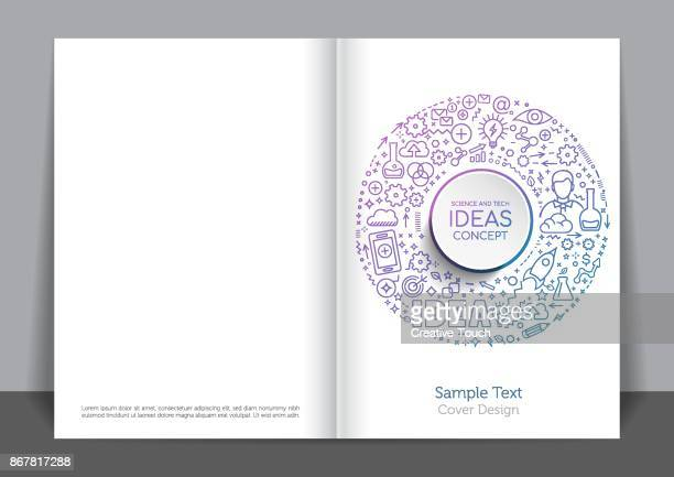 ideas cover design - covering stock illustrations, clip art, cartoons, & icons