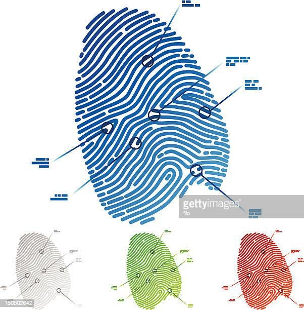 identity - crime scene stock illustrations, clip art, cartoons, & icons