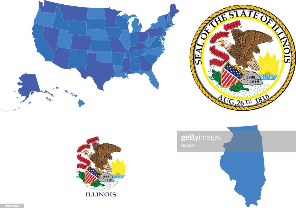 Illinois state set