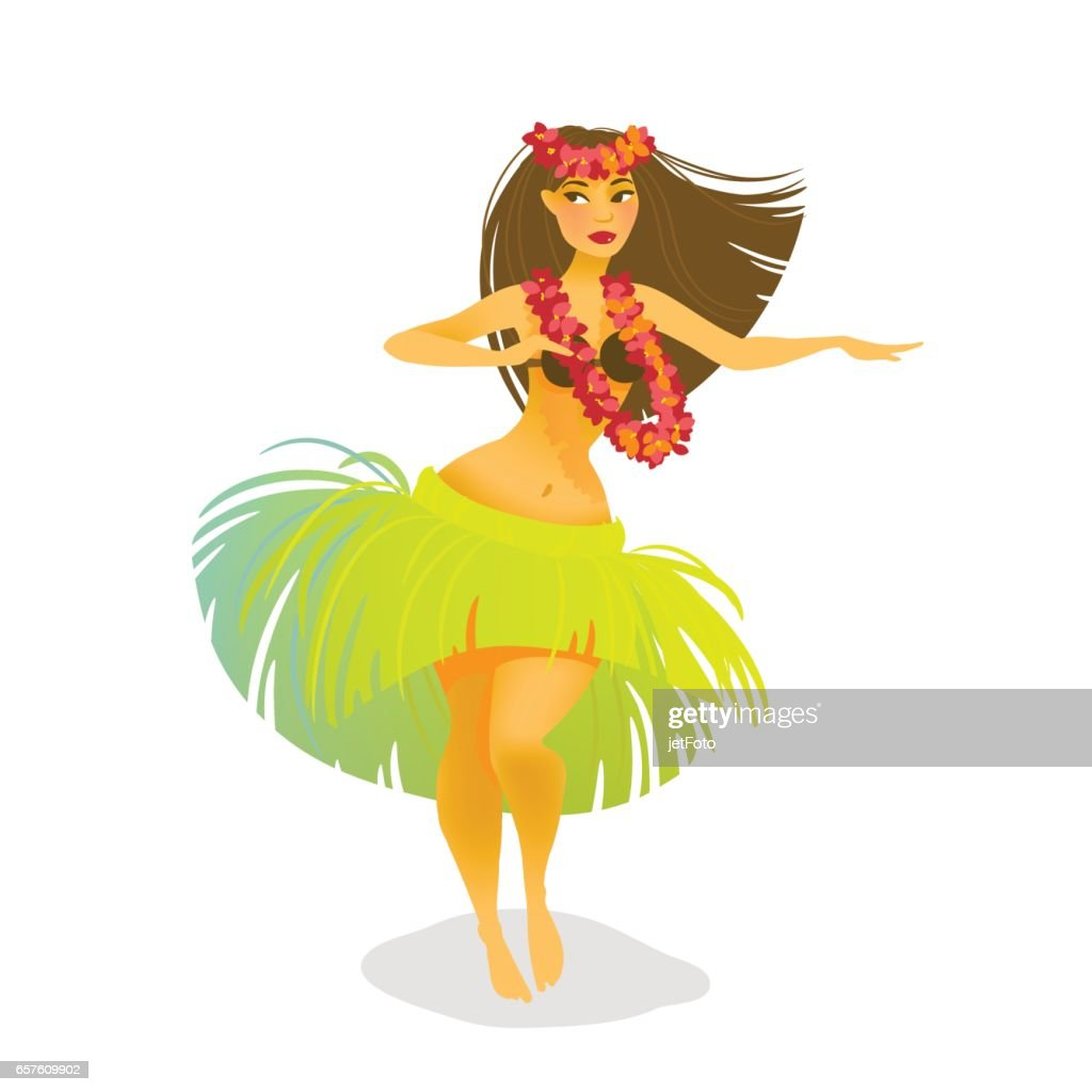 free hula dancer clipart and vector graphics clipart me rh clipart me Tiki Clip Art hula dancer clipart free