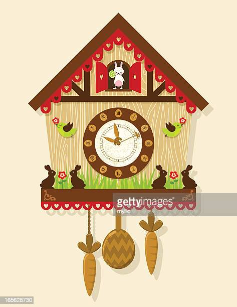 World S Best Cuckoo Clock Stock Illustrations Getty Images