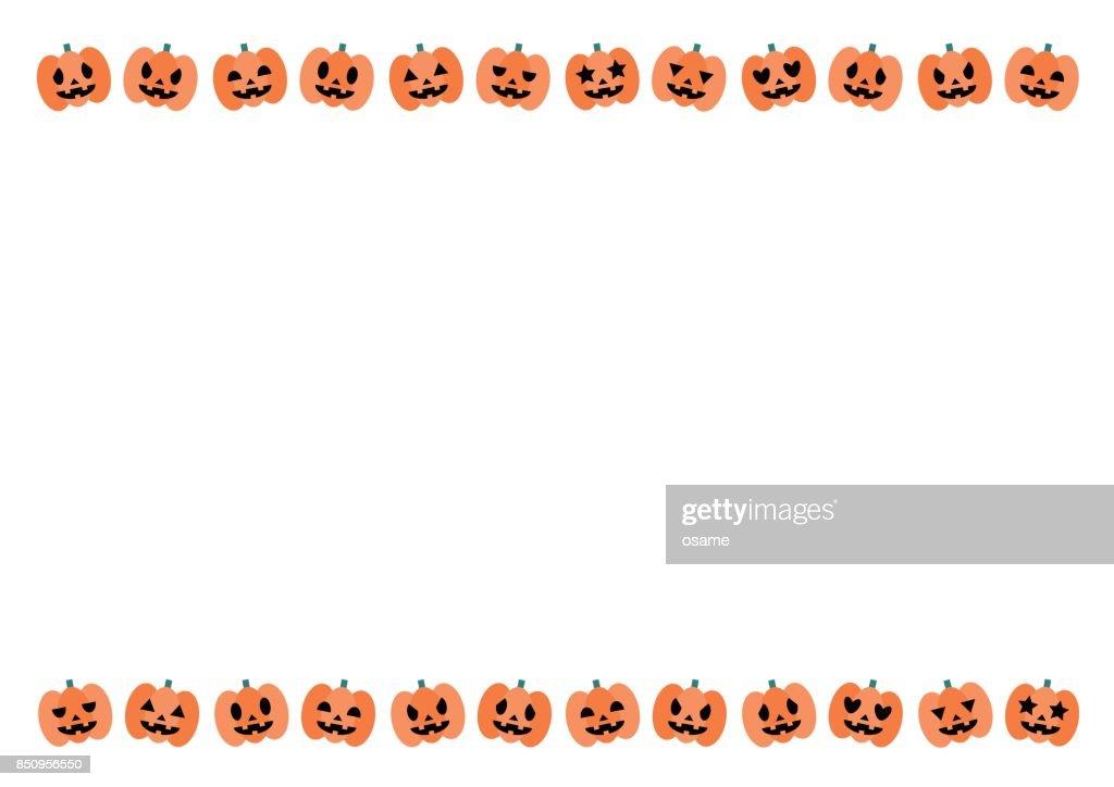 Illustration of Jack-o'-Lantern(Halloween)