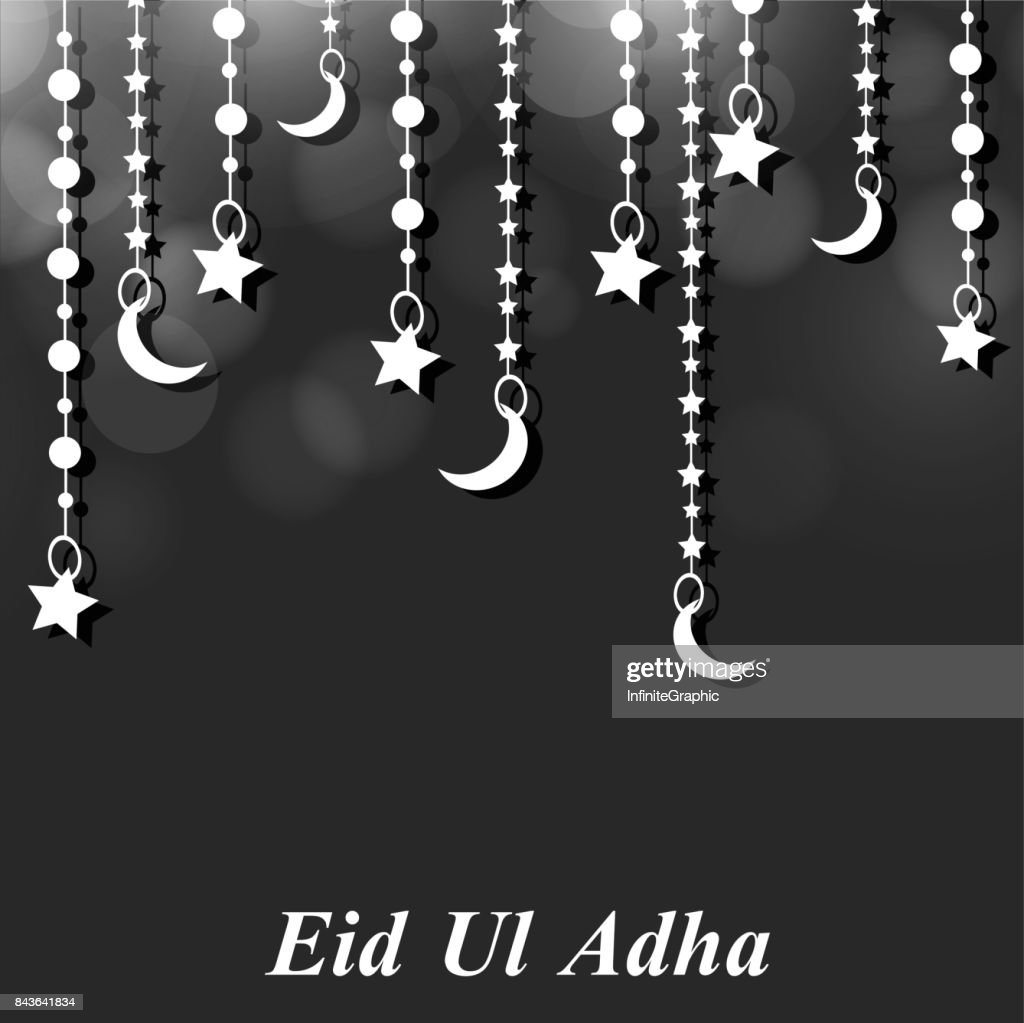 illustration of Muslim Festival Eid Background